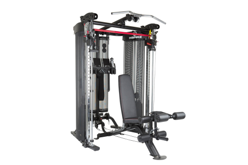 Inspire FT2 Functional Trainer - incl. Trainingsbank