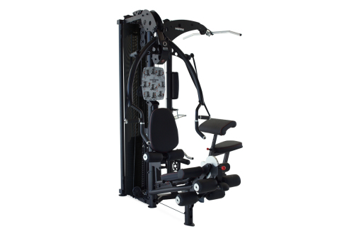 Inspire Multi-gym M5 - Twee Gewichtstapels - Zwart