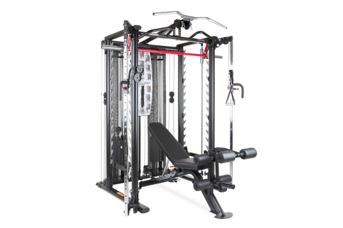 Inspire SCS Smith Cage System - incl. Trainingsbank