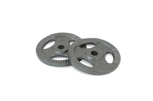 5kg Dischi di Ghisa di Ferro Set 30mm