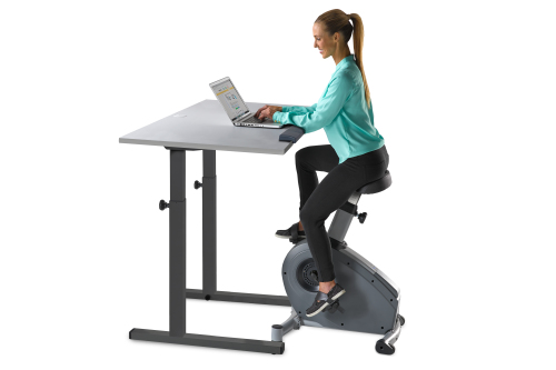 LifeSpan C3-DT5C Bike Desk