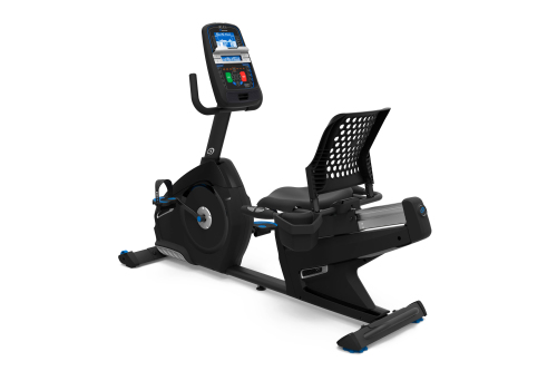 Nautilus R626 Recumbent Bike Black