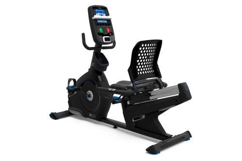 Nautilus R628 Recumbent Bike Black