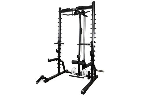 Newton Fitness Black Series BLK-250 Half Rack