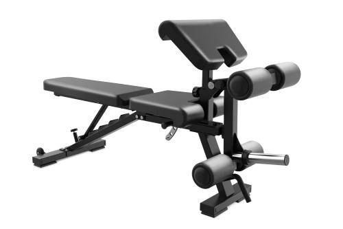 Newton Fitness Black Series BLK-40 Banco Multifuncional Ajustável
