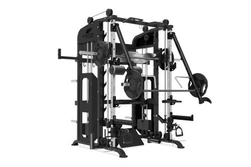 Newton Fitness Black Series BLK-5000 Multifunctional Smith Machine