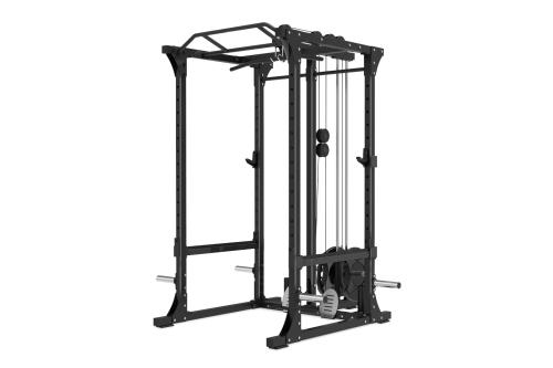 Newton Fitness Black Series BLK-750 Power Rack