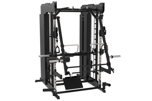 Newton Fitness Black Series BLK-7500 Multifunktional Smith Machine