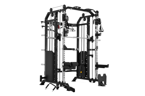 Newton Fitness CSR-1000 Comercial Smith Power Rack