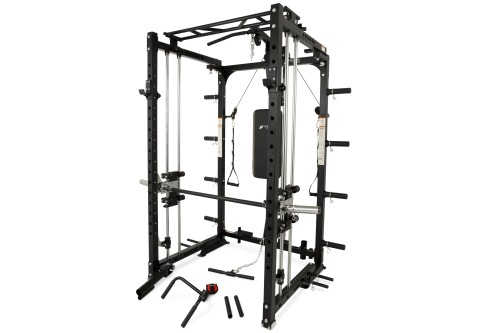 Newton Fitness Foldable Power Rack FR-200