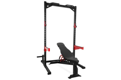Conjunto Pivot Fitness Combi HR3240 Heavy Duty ECON Rack e HB3130