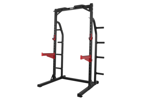 Pivot Fitness HR3250 Heavy Duty Half Rack