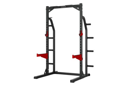 Pivot Fitness HR3250 Heavy Duty Half Rack
