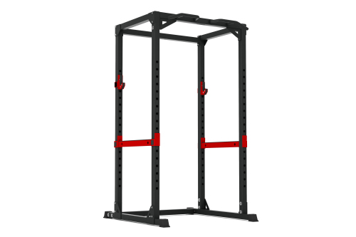 Pivot Fitness HR3260 Heavy Duty Power Rack