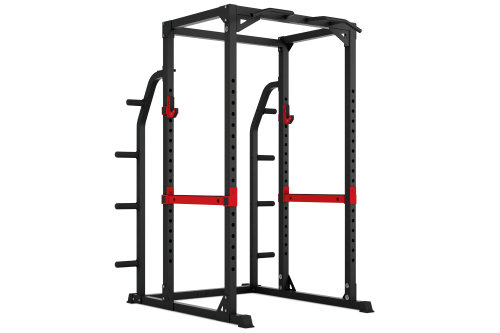 Pivot Fitness HR3262 Heavy Duty Power Rack
