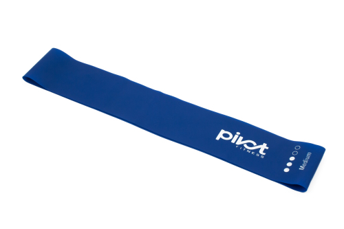 Pivot Fitness PM225-M Mini Loop Band Azul Medium