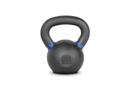 Pivot Fitness Premium Cast Iron Kettlebell 12 kg