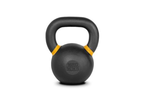Pivot Fitness Premium Cast Iron Kettlebell 16 kg