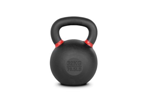Pivot Fitness Premium Cast Iron Kettlebell 32 kg