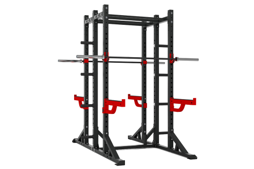 Pivot Fitness XAR6620 Athletic Combo Rack