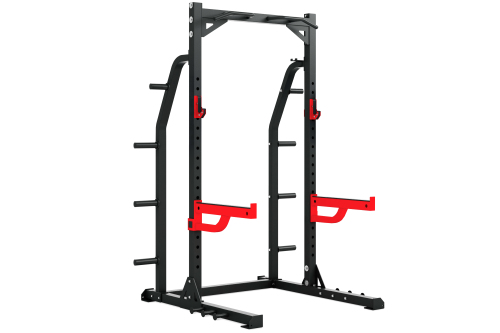Pivot Fitness XR6230 Commercial Heavy Duty Half Rack
