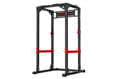 Pivot Fitness XR6250 Commercial Heavy Duty Power Rack