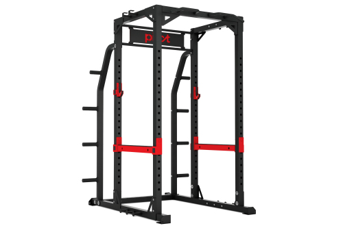 Pivot Fitness XR6255 Commercial Heavy Duty Power Rack