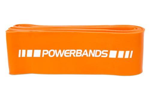 PowerMark PM220 Strength Band Heavy Oranje 85mm