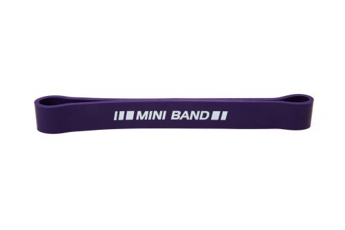PowerMark PM222-30 Mini Strength Band Paars 30mm
