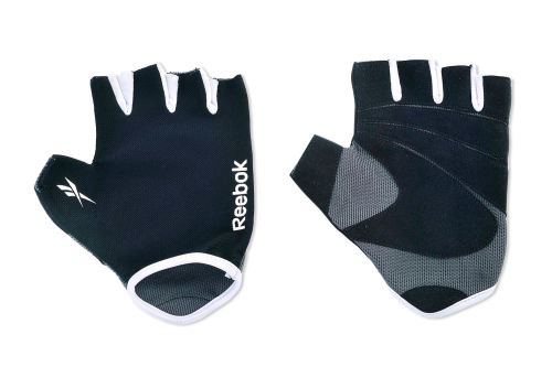 Reebok Elements Fitnesshandschoenen L-XL Zwart
