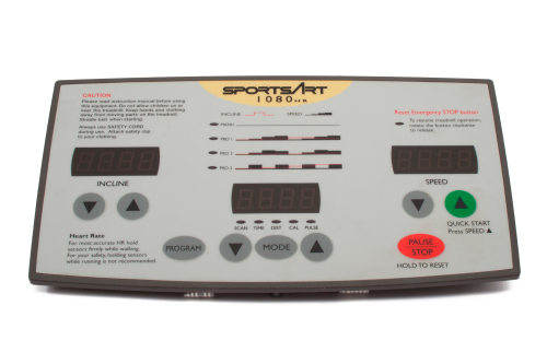 SportsArt 1080 Console