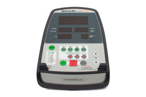 SportsArt E83 Console