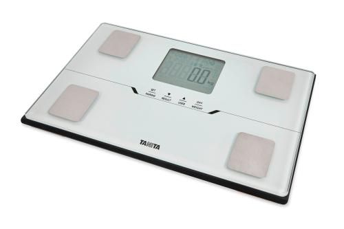 Tanita BC-401 Wit Weegschaal