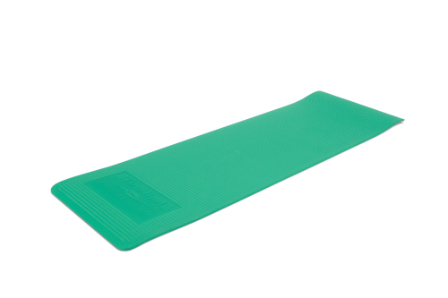 how to clean exercise floor mat
