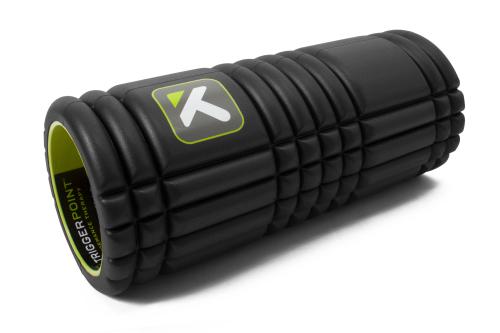 Trigger Point The Grid Foam Roller Zwart