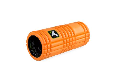 Trigger Point The Grid Rullo di Schiuma Arancione