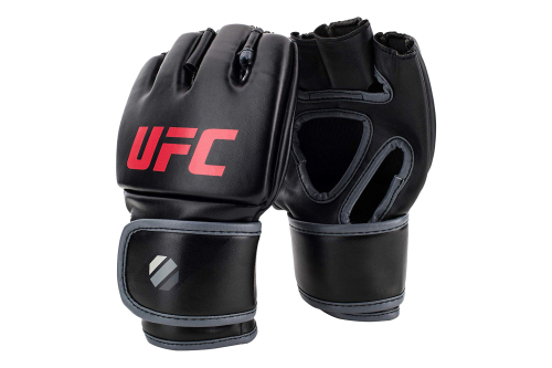 UFC Contender MMA Handschoenen Zwart/Rood L/XL